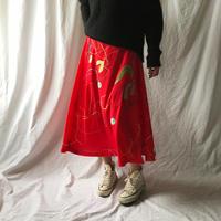 ZURI・HANDデザインスカート(8P45000H)