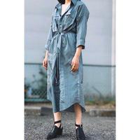 Manic Monday・Parachute Shirts Dress(9W63020E)