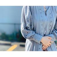 DAZZLE・Cutwork 2Way Long Dress・¥15180(9P33002E)