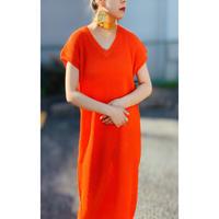 MANIC MONDAY・Intersect Rib Dress(0S63009o)