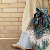 Manic Monday・Scarf Bag(0S68000E)