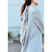 WHOO-AA・Layered Tunic・¥5390(W9P3008)