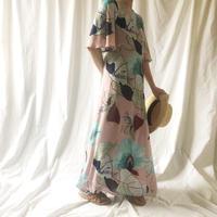 STEVIE・ヴィンテージ風Long Dress(9S23000J)