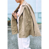 DAZZLE・Stand Fall Collar Jacket(9P36001J)