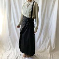 DAZZLE・Freely Wrap Skirt(9P35000J)
