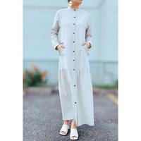 DAZZLE・ローウエストラップLong Dress・¥15180(9P33001J)