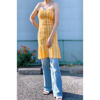 IMPORT・Shirring Dress・¥9790(PP9SS-KZ19051)
