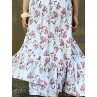 MNIC MONDAY・Orchid Dress(0S63001E)