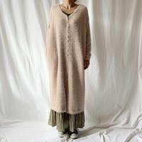 Manic Monday・SHAGGY DRESS CARDIGAN(9W66017o)