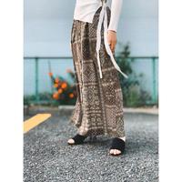 BAD・Oriental Skirt(9W15004H)