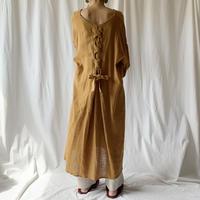 Manic Monday・Back Lace up Dress(9W63016E)