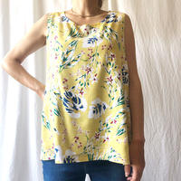 Manic Monday・Botanical Sleeveless(9S62011J)
