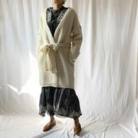 DAZZLE・Wool Knit Gown(9W36013C)