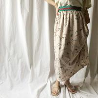 STEVIE・ウエストラバーLong Skirt(9S25001J)