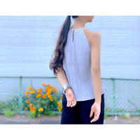 Pleats cami Top(W9S2023)