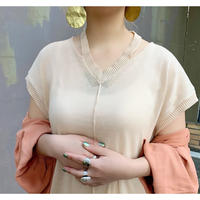 Manic Monday・Rib Halter Knit Dress(0S63004o)