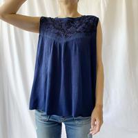 Manic Monday・Embroidery Sleeveless(9S62010E)