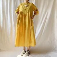 Manic Monday・Gather Dress(9W63014E)