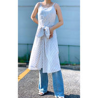 ZURI・Stripe dress・¥10780(9S43020F)