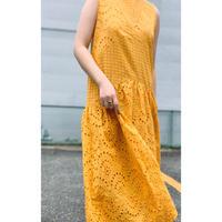 WHOO-AA・Mix Cutwork Dress(W0S3013)