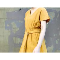 MANIC MONDAY・Linen Dress(9S63003E)