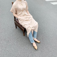 DAZZLE・Satin Raglan Dress(0S33004E)