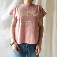 BAD・BUTTER MILK Tシャツ(9S12011E)
