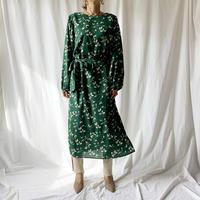 Manic Monday・Leaf Dress (9W63017T)