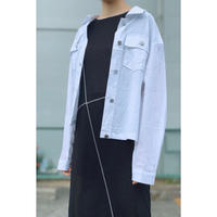 WHOO-AA・Spindle Shirt Jacket・¥7590(W0S6007H)