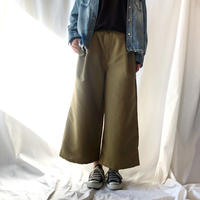 Manic Monday・Culotte Pants(9W64011E)