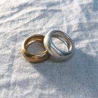 ZURI・Thick Ring(8P49022H)