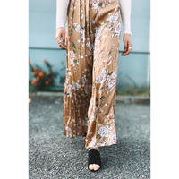 Manic Monday・Florral Pleats Pants(9W64010T)