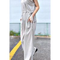 DAZZLE・Cotton Shirring allinone(9S33018J)