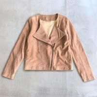 DAZZLE・Nocollars Leather jacket(9W36015E)