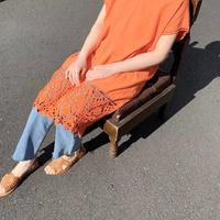 DAZZLE・Lace Cut work Dress(0S34003E)