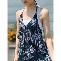 IMPORT・Flower Cami Dress (PP8SP-JDJD18458)