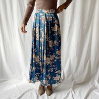 Manic Monday・Florral Pleats Pants(9W64010T)