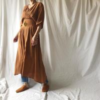 DAZZLE・レーヨンカシュクールLong Dress(9S33003E)