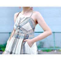 ZURI・Check Dress・¥11880(9S43025F)