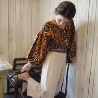 Manic Monday・Batik Top(8P62001E)