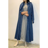 WHOO-AA・Dungaree Trench Coat (W0W6016)