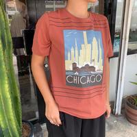 STEVIE・CHICAGO Print-T(0S22001H)
