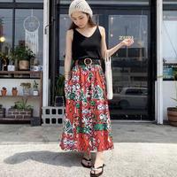 柄スカート(9S15000E)