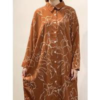 MANIC MONDAY・Contemporay Shirts Dress(0W63017H)