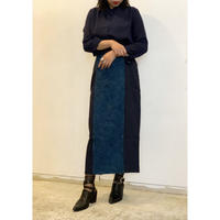 BAD・ Jacquard Tight Skirt(0W15004H)