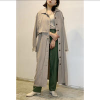 ZURI・2way Long Jacket(0W46003H)