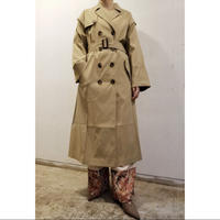 MANIC MONDAY・2way Trench Coat(0W66005T)