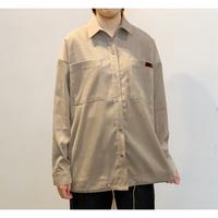 BAD・ コーデュロイシャツ(0W11001H)