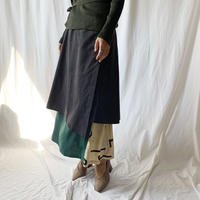 DAZZLE・Defalmation Skirt(9W35004J)
