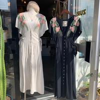 DAZZLE・サイドリボンLong Dress(0S33013E)